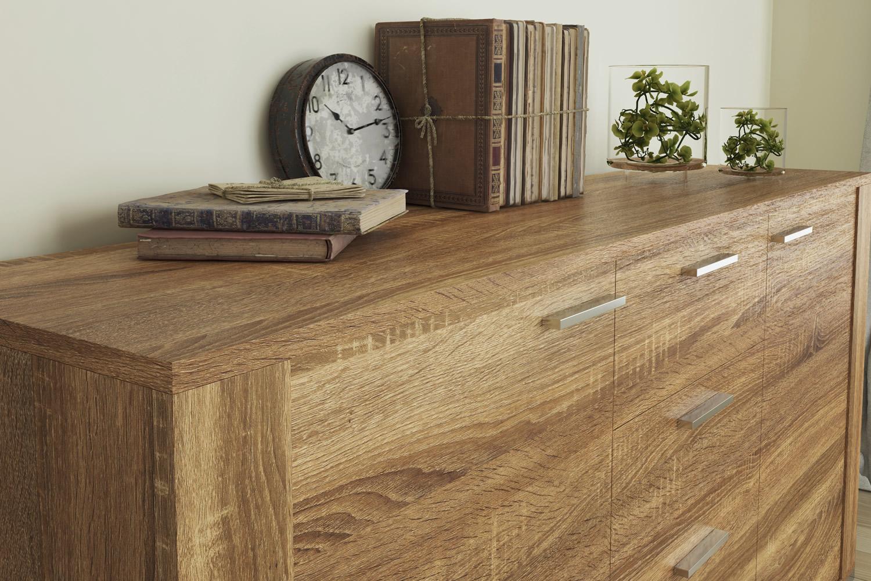 Pellicole effetto legno effetto legno opaco artesive - Rivestire un mobile con carta adesiva ...
