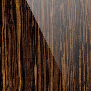 Artesive Serie Wood – WL-021 Ebano Macassar Laccato