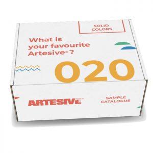 Artesive Catalogo Campionario Tinte Unite 020