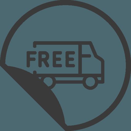 Spedizione gratuita per ordini superiori a € 120