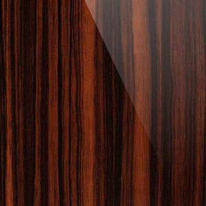 Artesive Série Wood – WL-003 Jacarandá Escuro Lacado