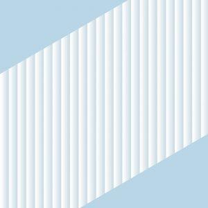 Artesive Série Glass – G-03 Lignes Verticales Pour Vitrages Internes