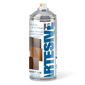 Artesive Easy Lak – Transparentes Acryl in Sprühform zur Umwandlung der Folie von matt zu glänzend