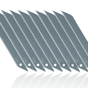 Kit 10 x Blades 30 degrees replacement for precision cutter