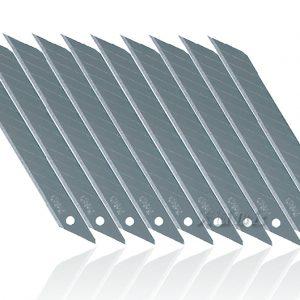 Set 10 x 30°-Ersatzklingen für Präzisionsschneider