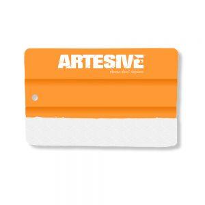 Artesive Orange – Spatola per applicazione Multiuso con feltro