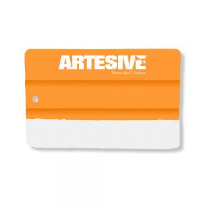 Artesive Orange – Application Spatula Multipurpose with Felt