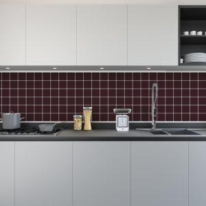 Artesive Tily MA-014 Purple Matt – Self Adhesive Film for Tiles