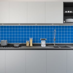 Artesive Tily MA-017 Italian Blue – Self Adhesive Film for Tiles