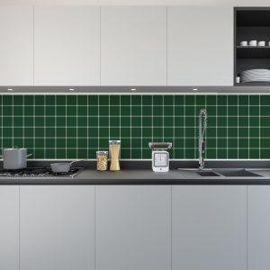 Artesive Tily MA-021 British Green – Self Adhesive Film for Tiles