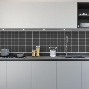 Artesive Tily MA-029 Graphite Grey Matt – Self Adhesive Film for Tiles