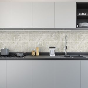 Artesive Tily ST-010 Siciliaans Parelachtig Marmer – Zelfklevende Folie voor Tegels