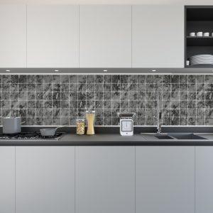 Artesive Tily ST-011 Alpine Grijs Marmer – Zelfklevende Folie voor Tegels