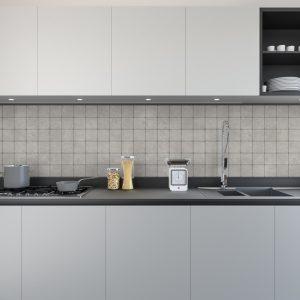 Artesive Tily ST-012 Ruw Beton – Zelfklevende Folie voor Tegels
