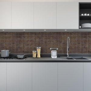Artesive Tily ST-014 Verouderd Beton – Zelfklevende Folie voor Tegels