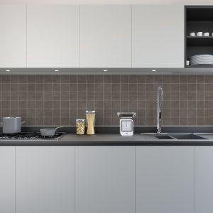 Artesive Tily ST-015 Donker Beton – Zelfklevende Folie voor Tegels