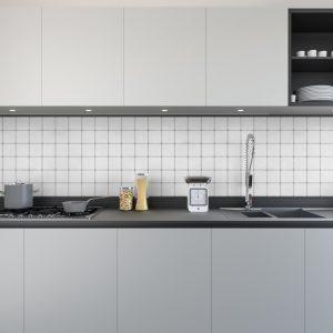 Artesive Tily ST-016 Wit Beton – Zelfklevende Folie voor Tegels