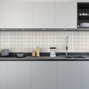 Artesive Tily WD-001 Chêne Blanc Mat – Film adhésif pour carrelage