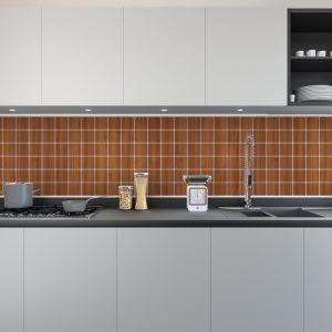Artesive Tily WD-020 Middelgroot Eiken – Zelfklevende Folie voor Tegels