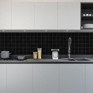 Artesive Tily WD-035 Zwart Eiken – Zelfklevende Folie voor Tegels