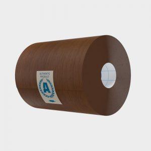 Artesive Miniroll WD-021 Noyer Européen Moyen Mat – Bandes de vinyle adhésif largeur 15 cm