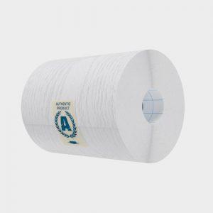 Artesive Miniroll WD-068 Wengé Blanc Rayé Mat – Bandes de vinyle adhésif largeur 15 cm
